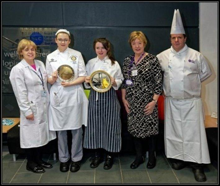 Young Chef District Final 2016