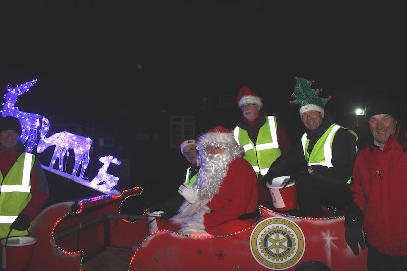 Santa will be visiting the streets of Thornton again this year.  To see when he is in your neighbourhood, visit www.thorntonsanta.org or click on Thornton Santa on the link page.