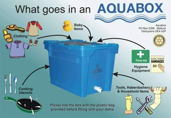 Aquabox Team News -