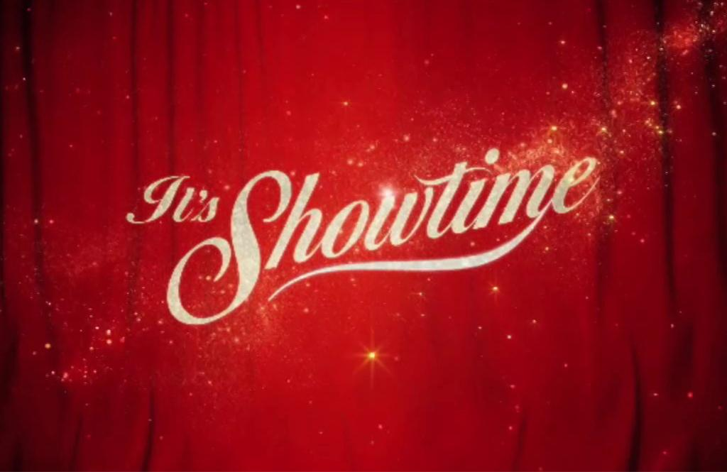 SHOWTIME  A great success -