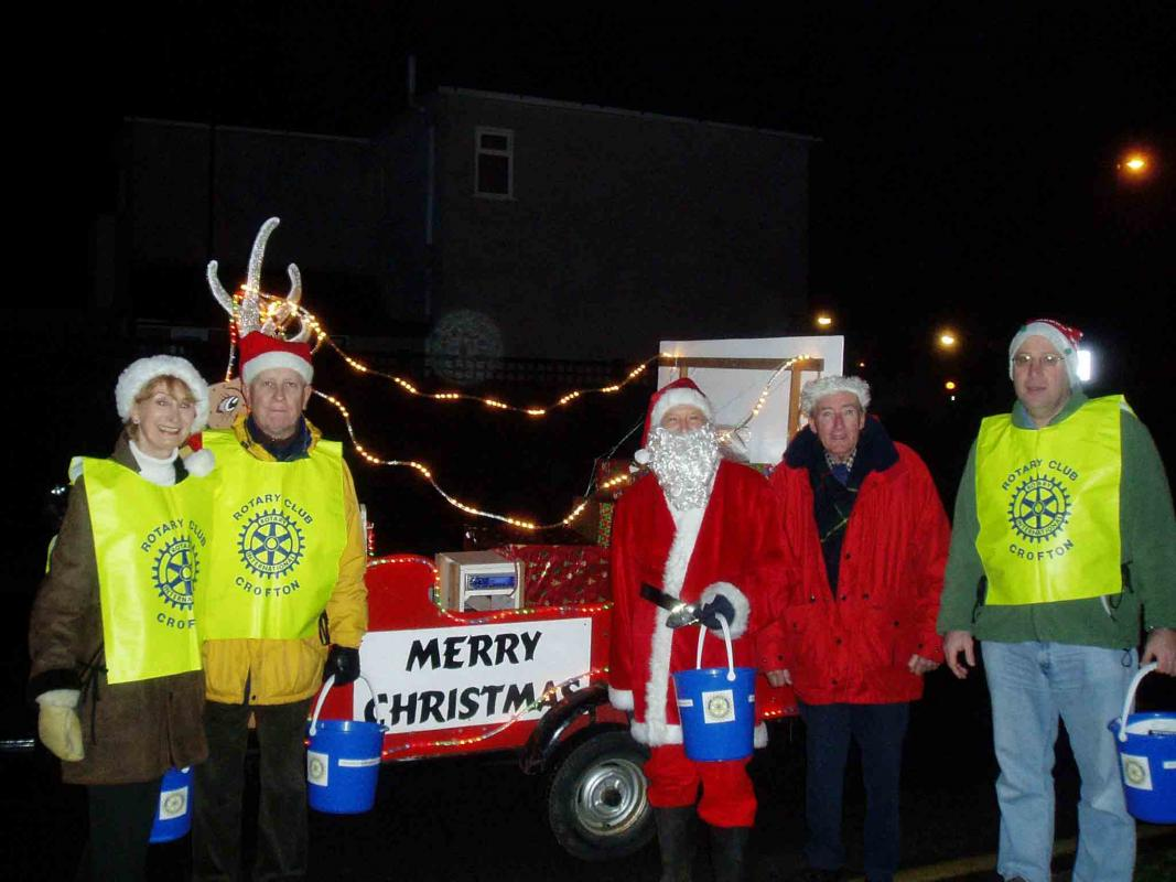 Christmas Charity collections -