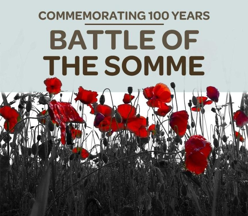 100 Year Somme Rememberance