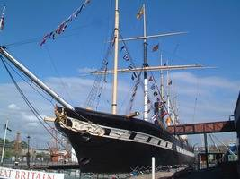 SS Great Britain -