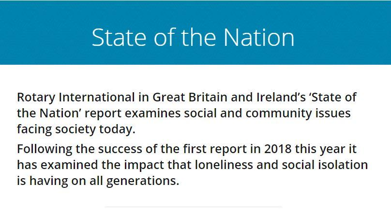State of Nation report