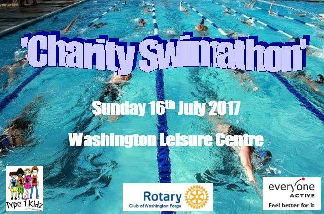 Charity Swimathon 2017 -