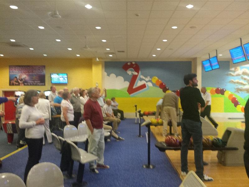Fenland Inter Club Ten Pin Bowling Night -