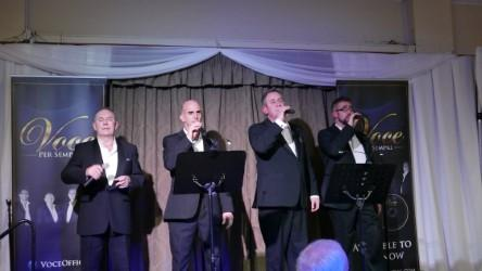 50th Charter Night Celebrations - Singing Group Voce