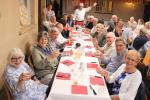 2019 Sun, Sea and Sexagenarians - meal time