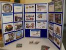 Our Club Display at District 1260 Spring Expo -