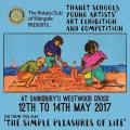 Thanet Schools Young Artists Art Exhibition and Competition
