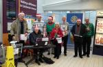 Carol Singing at Sainsbury's Colchester Avenue