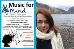 Kate MacDonald - one of the organisers behind the Music for Mind Concert