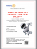 Rotary Public Lecture -What can a robotics engineer learn from biology? - Professor Jon Timmis from York University -
