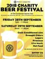 2018 Charity Beer Festival
