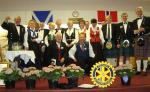 2011 Norwegian's Visit - Our club is twinned with Vestby club in Norway