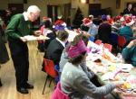 Christmas party for Newbury Mencap Gateway Club