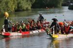 Dragon Boat Racing at Abingdon