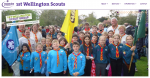 Our charities this year - 1st Wellington Scout Group