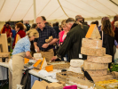 Annual  September Cheese Festival Traders