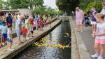 East Cliff Rotary Summer Charity Duck Race -