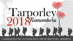 Tarporley Remembers - The Rotary Club of Tarporley have been and will continue to support Tarporley Remembers through 2018. Later this year we will be organising a tea dance at the The Community Centre to commemorate this event.