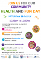 Carnforth Community Health & Fun Day