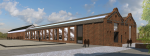 Architect impression of out new home at Maryfield Tram Depot