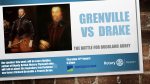 Our speaker this week will be telling us of the rivalry between Drake & Granville.