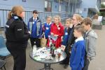 Crucial Crew 2016 - Learning about the dangers of alcohol, drugs and peer-group pressure with a local PCSO.