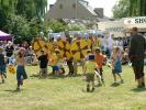 Ely Aquafest 2017 - The Vikings in action with the 'Mini-Vikings'