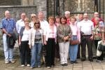Rotary Club members from Arras visiting Rochester