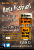 Inaugural Aireborough Beer festival -
