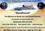 Bloodhound Flyer.