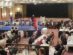 Boxing - The special atmosphere of the National Motorcycle Museum, Meriden