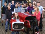 Rotary Club of Sittingbourne Invicta - Caterham Car project