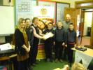 Dornoch Primary Rotakids gain Charter - Presentation of Club Charter