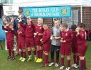 Cuffley School were the winners last year