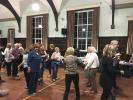 Fun at the Feb 2018 Squirrels Ceilidh