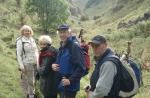 Fellowship events - On the way up the valley