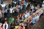 RECENT TACKLING HUNGER PROJECT -