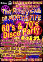 60/70 disco at St Michaels Inn