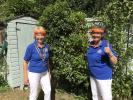 Covid Masks Delivery to Leonard Cheshire Home -