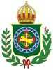 Coat of Arms of the Empire of Brazil