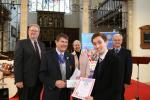 District Young Musician Competition - Winning Vocalist was Ralph Skan from Rotary Club of Epsom