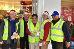 Tesco Xmas Food Bank Collection -