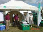 A recent display at the G&S Show
