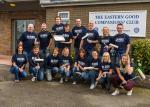 Good Companions Makeover March 2014 - The RBS International team who gave us a great face lift. Thank you all.