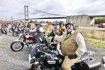 The Distinguished Gentlemen's Ride - Distinguished Riders at the ready