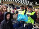 Nailsea & Backwell Rotary Charity Handbag Stall