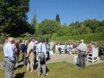 Club visit to Emmetts Garden -